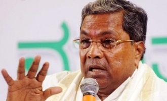 Modi, Shah involved in destabilizing government: Siddaramaiah