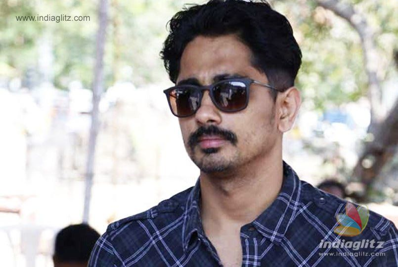 Sexual allegations: Siddharth says Verify