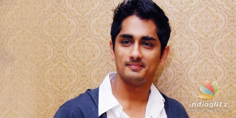 Netizens question Siddharth over post on Bengal violence