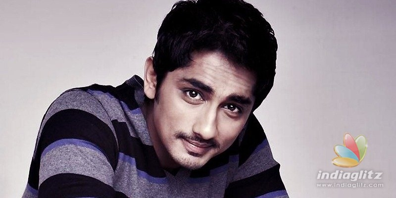 A kind of film journalists should be blacklisted: Siddharth