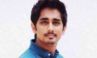 Siddharth's 'Maha Samudram' presence confirmed!