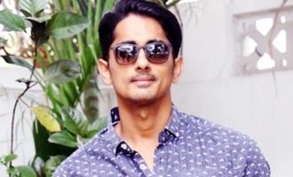 I am getting threats: Siddharth