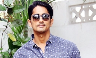 Siddharth is frustrated with 'paithyam' of fans