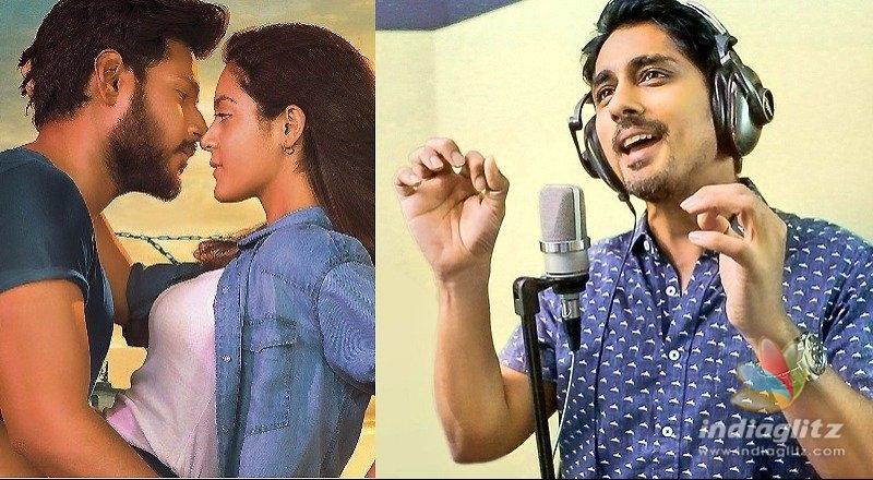 Siddharth sings for Sundeep Kishan in Ninu Veedani Needanu Nene
