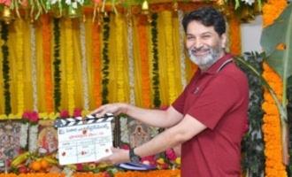 Director Trivikram srinivas launched kappela remake