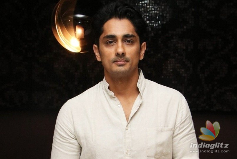 Siddharth to romance Allu Arjuns heroine