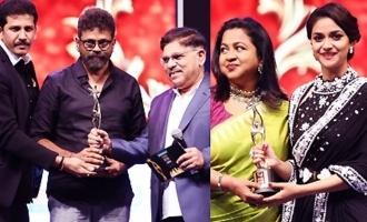 సైమా 2019 తెలుగు అవార్డుల విజేతలు