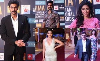 SIIMA Awards Red Carpet 2018 @ Dubai (Day 2)