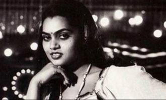 Silk Smitha's psyche to be explored in web series