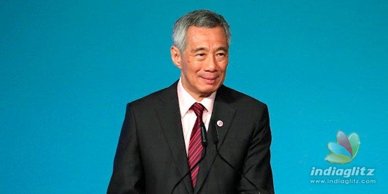 Singapore PM announces lockdown for 30 days