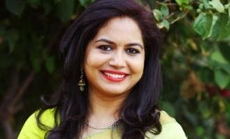Singer Sunitha gets engaged Details inside