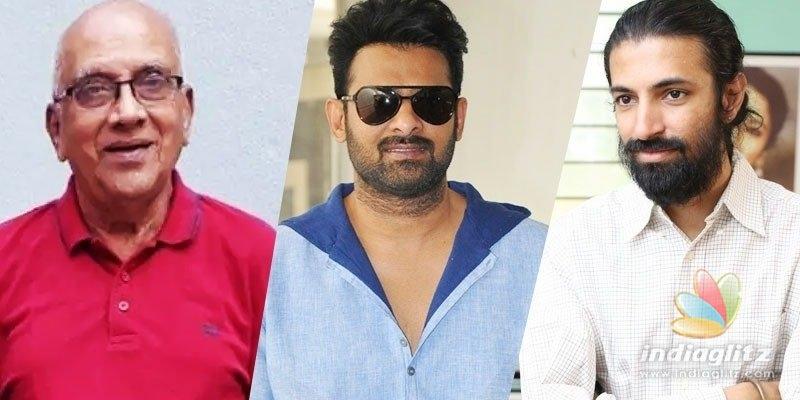 Singeetam to work for Prabhas-Nag Ashwins film; Is the hint clear?