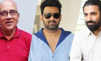 Singeetam to work for Prabhas-Nag Ashwin's film; Is the hint clear?