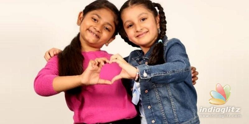 Sitara, Aadya debut in Sesame Workshops first Telugu series