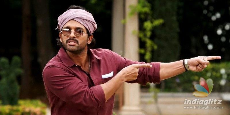 Allu Arjun calls Sitharala Sirapadu sensational