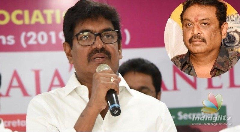 Sivaji Raja alleges Naresh insulted him