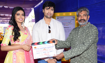 Adivi Sesh-Shivani Movie Opening