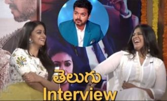 Keerthy Suresh & Varalaxmi Interview About Sakar Movie