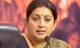 No malnutrition in India by 2022: Smriti Irani