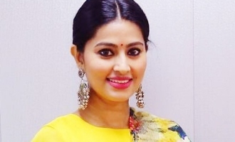 Sneha is blessed with a baby girl