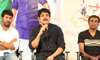 'Soggade Chinni Nayana' Success Meet
