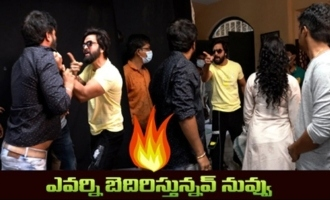 Bigg Boss 4 Sohel April Fool Prank In His Movie Sets