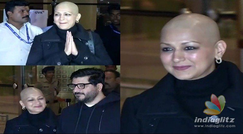 Sonali Bendre to return to Mumbai after cancer treatment in US