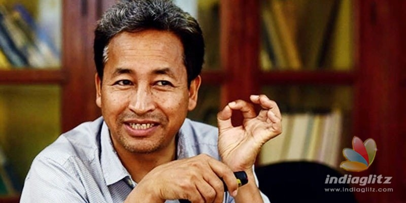 3 Idiots inspiration Sonam Wangchuk tells Indians why we should boycott China