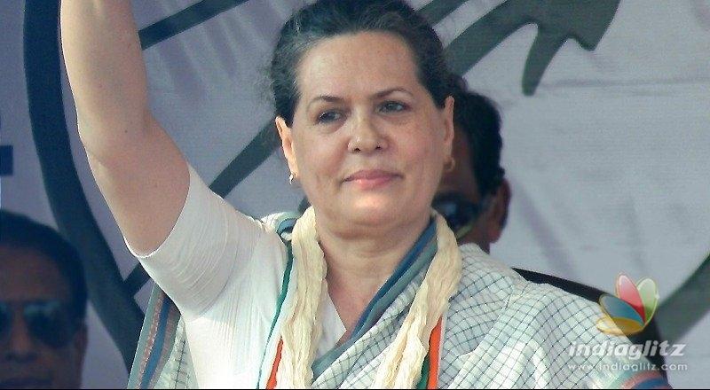 Sonia Gandhi appreciates BJP Ministers work
