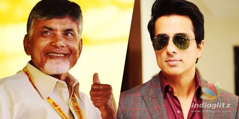 I am a huge fan of Chandrababu Naidu sir: Sonu Sood