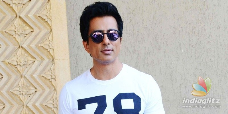 Sonu Sood is delighted as Nellore gets his Oxygen Plant