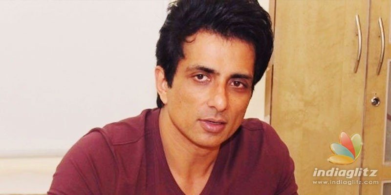 Sonu Sood responds to allegations of being a fraud