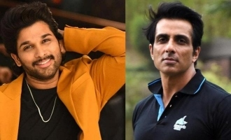 Bollywood star Sonu Sood to play a key role in the second part of Bunny Allu Arjun's 'Pushpa'!