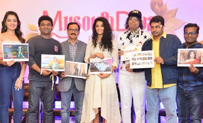 Celebs @ My South Diva Calendar 2018 Launch