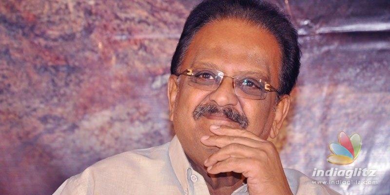 SP Balasubrahmanyams son SP Charan gives latest health update