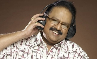 Legendary singer SP Balasubrahmanyam passed away