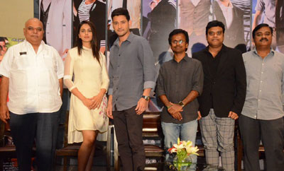 'Spyder' Press Meet