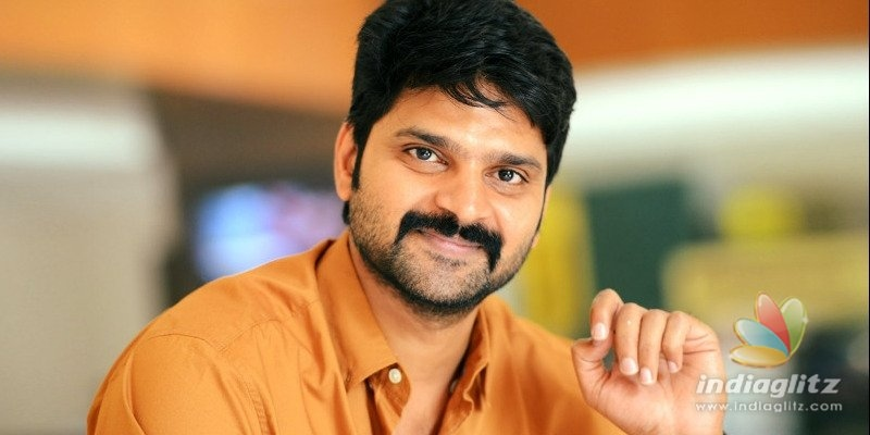 I am doing an exciting cop story with no fights in it: Sree Vishnu