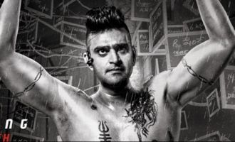 Sree Vishnu in 'VBVR': Tattooed & scarred