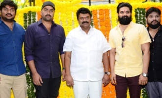 Sree Vishnu's New Movie Launch