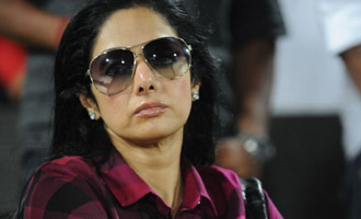 Sridevi lodges complaint against Puli producers