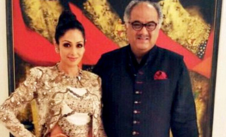 Sridevi joins Instagram