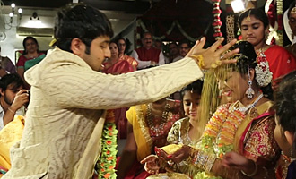 Srija`s Wedding Video Footage