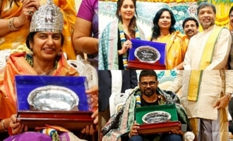 Sri Kala Sudha Awards 2019 Presented