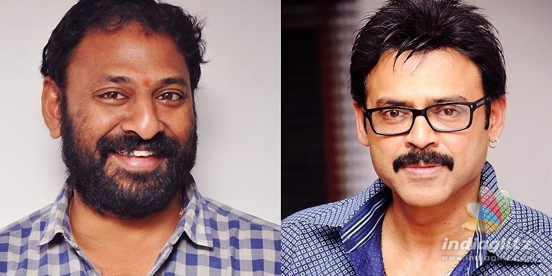 Breaking! Srikanth Addala to direct Venkys next