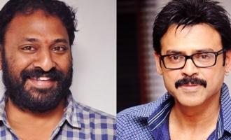 Breaking! Srikanth Addala to direct Venky's next