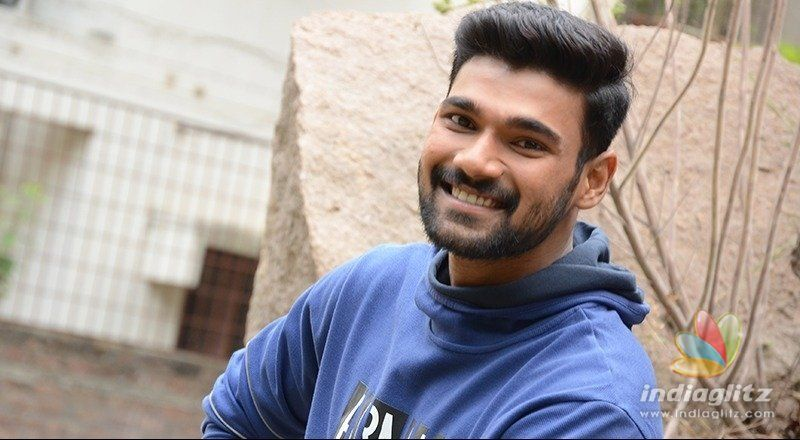 Kavacham is a racy thriller: Bellamkonda Srinivas