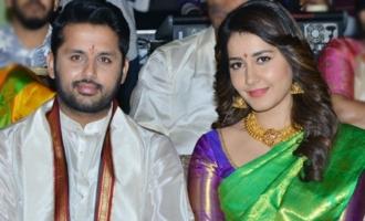 'Srinivasa Kalyanam' Audio Launch