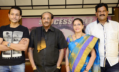 'Srivalli' Success Meet
