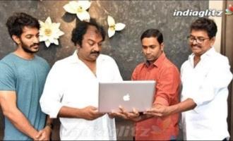 Shivaji Raja's son Vijay Raja's EDHAINA JARAGOCHU teaser launched